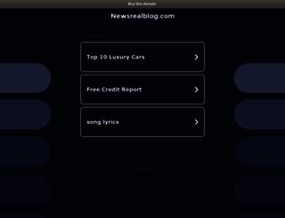 newsrealblog.com screenshot