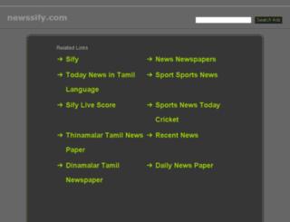 newssify.com screenshot