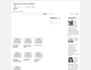 newst-newsonline.blogspot.com screenshot