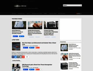 newstaar.com screenshot