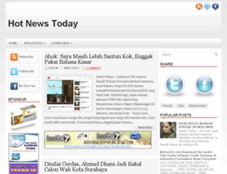 newsterupdate.com screenshot