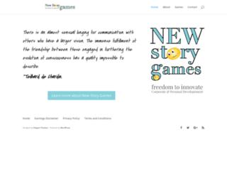 newstorygames.com screenshot
