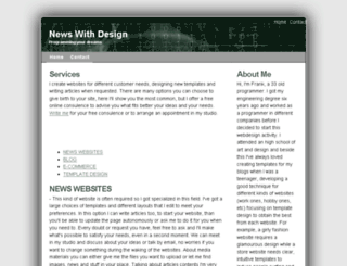 newswithdesign.com screenshot