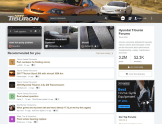 newtiburon.com screenshot