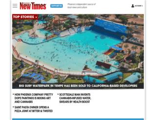 newtimes.com screenshot