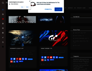 newtorrentgame.com screenshot