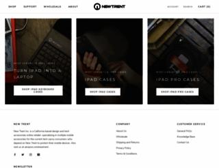 newtrent.com screenshot