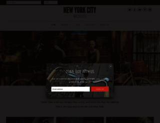newyorkbicycles.myshopify.com screenshot