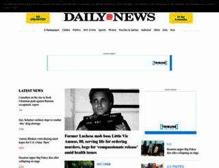 newyorkdailynews.com screenshot