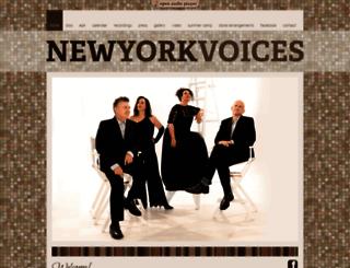 newyorkvoices.com screenshot