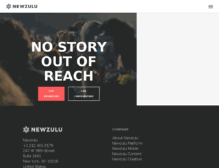 newzulu.co.uk screenshot