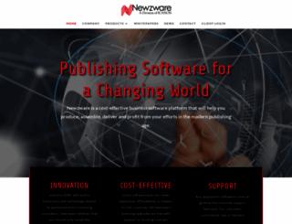 newzware.com screenshot
