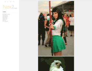nex2.com.br screenshot