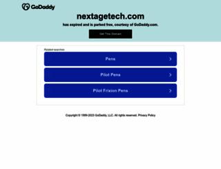 nextagetech.com screenshot