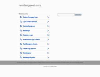nextdesignweb.com screenshot