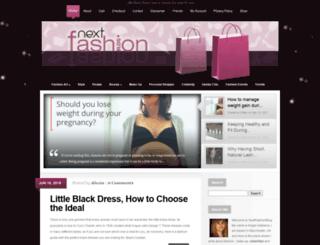 nextfashionblog.com screenshot