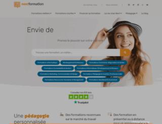 nextformation.com screenshot