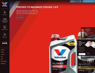 nextgen.valvoline.com screenshot