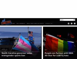 nextimpulsesports.com screenshot