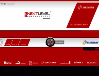 nextlevelgroup.gr screenshot