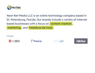 nextnetmedia.com screenshot