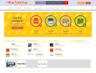 nextrema.com screenshot