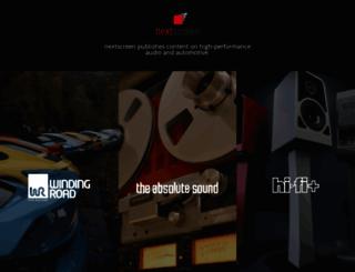 nextscreen.com screenshot