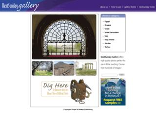 nextsundaygallery.com screenshot