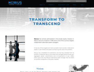 nexxuscapital.com screenshot