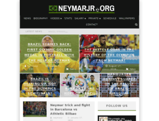 neymarjr.org screenshot