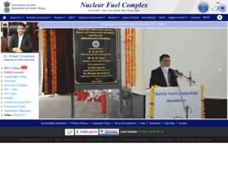 nfc.gov.in screenshot