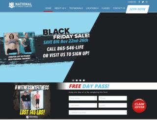 nfc1.com screenshot