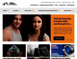 nfi.hu screenshot