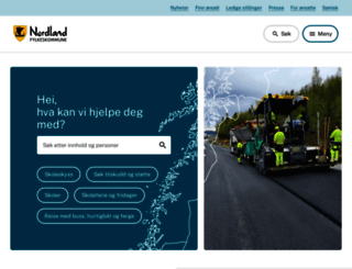 nfk.no screenshot