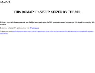 nfl4s.com screenshot