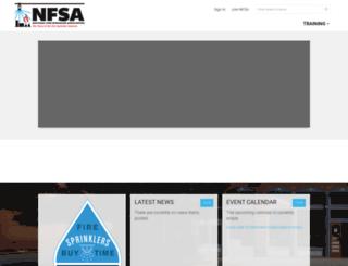 nfsa.site-ym.com screenshot