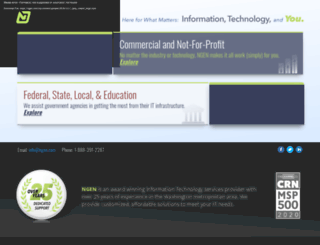 ngen.com screenshot