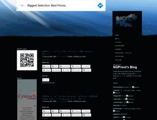 ngpriest.com screenshot