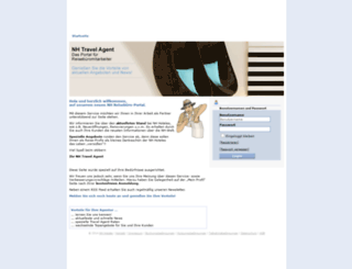 nh-travelagent.de screenshot
