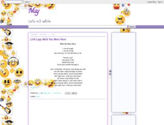 nhayati06.blogspot.com screenshot