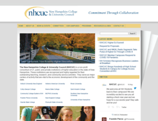 nhcuc.org screenshot