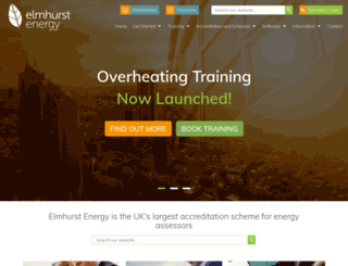 nher.co.uk screenshot