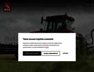 nhk.fi screenshot