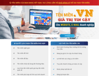 nhobanbe.eazy.vn screenshot