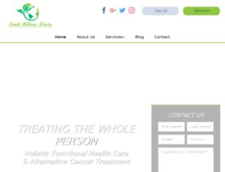 nhwellnesscenters.com screenshot