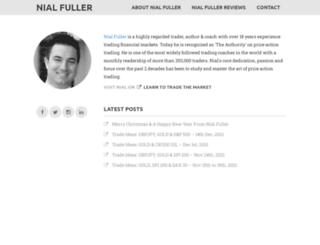 nialfuller.com screenshot