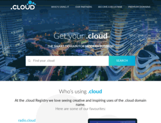 nic.cloud screenshot