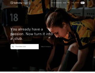 nic.club screenshot