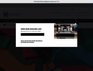 nicharry.com screenshot