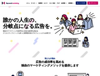 niche-marketing.jp screenshot